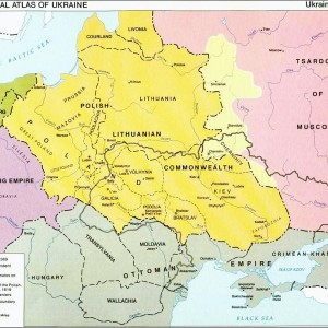1569 Historical Ukrainian Lands