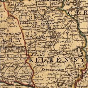 1797 Kilkenny by Daniel Augustus Beaufort