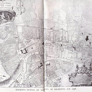 Survey of Kilkenny c.1758