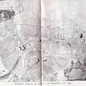 Survey of Kilkenny c.1758