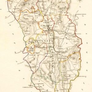 Kilkenny from 1849 Topographical Dictionary